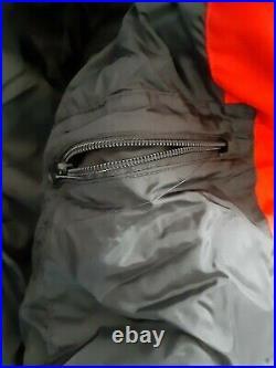 The North Face Blue/Blacl Steep Tech Moto Jacket Mens Sz 2XL