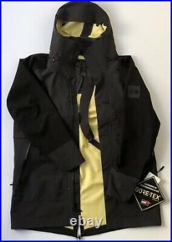 The North Face Cryos 3L Big E Mac GTX Jacket Black Urban Explore Mens Size L NWT