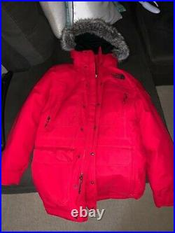 The North Face McMurdo Parka III Mens Jacket, TNF Black/Black Size Medium