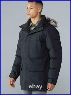 The North Face Mcmurdo III Men's XXL Down Parka Warm Insulated Winter Jacket BLK