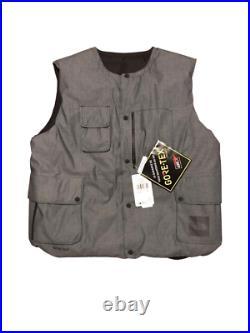 The North Face Men's Cryos Reversible Vest Indigo Denim MEDIUM-MSRP $450