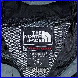 The North Face Men's Grey Vintage Gore-Tex Summit Series Parka Jacket Size S