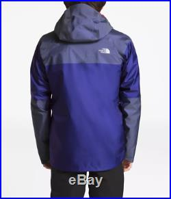 The North Face Men's Summit L5 FuseForm C-Knit Blue Jacket NF0A37QLYCE