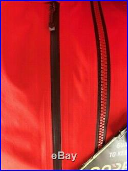 The North Face Men's Summit L5 GTX PRO GORE TEX Jacket Medium Red MSRP $650