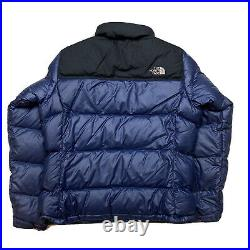 The North Face Puffer Jacket 1996 Nuptse Coat Down Insulated Mens Womens Hood
