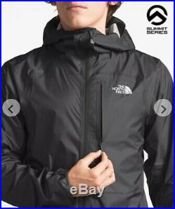 The North Face Summit Series Men's L5 Ultralight Storm Jacket Large Black NWT