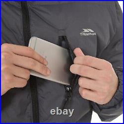 Trespass Mens Padded Jacket Casual Winter Coat XXS-XXXL Clip