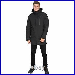 Trespass Mens Waterproof Jacket with Hood Taped Seams XXS -XXXL Shoulton