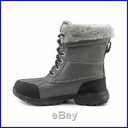 UGG Men Snow Winter Boots Butte Waterproof Windproof eVent Leather Metal 5521