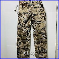 Under Armour GORE-TEX Essential Hybrid Hunting Rain Pants Camo Mens SizeMedium