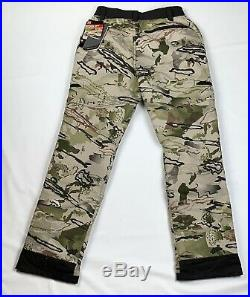 Under Armour Mens Stealth Extreme Ridge Reaper Barren Camo Pants
