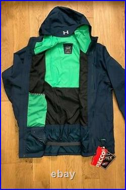 Under Armour Mens Storm Jacket 3 Size 2XL Water and Windproof