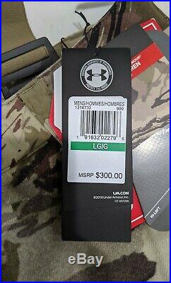 Under Armour Revenant Hunting Pants Barren Camo Extreme 1316733-999 Size L $300