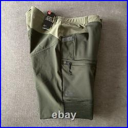 Under Armour Ridge Reaper Gore-Tex Windstopper Pants 1316725-357 Men's Sz 36 New