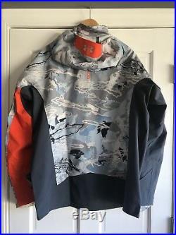 Under Armour Ridge Reaper Hydro Gore-Tex Camo Jacket Mens Size 2XL $499