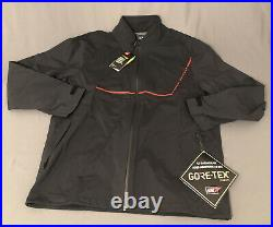 Under Armour Storm Proof Gortex Golf Rain Jacket (XL, Black)(NWT) MSRP $250