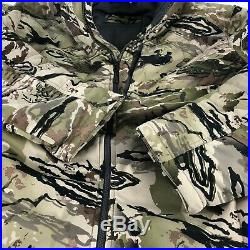 Under Armour Timber Hunting Jacket Sz XL Ridge Reaper Barren Camo 1316734-999