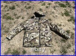 Under armour Men's Revenant Jacket, Size XL Ua Barren Camo Ridge Reaper