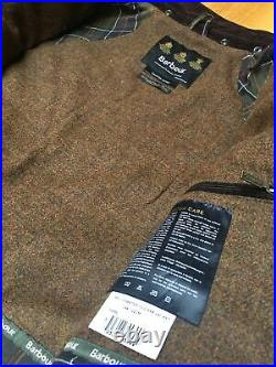 VGC Barbour Craster C48 Mens XXL 56in 10oz Heavy Weight Waxed Hunting Jacket