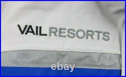 Vail Resorts Helly Hansen Ski Jacket Helly Tech Performance Men's Size Large
