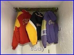 Vintage Dead-stock Bundle Vintage 90s NFL Varsity Jacket American Football USA