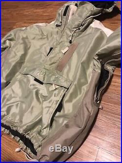 Vintage Nike ACG ski anorak jacket 3 Layers Lime Green Rare Size M